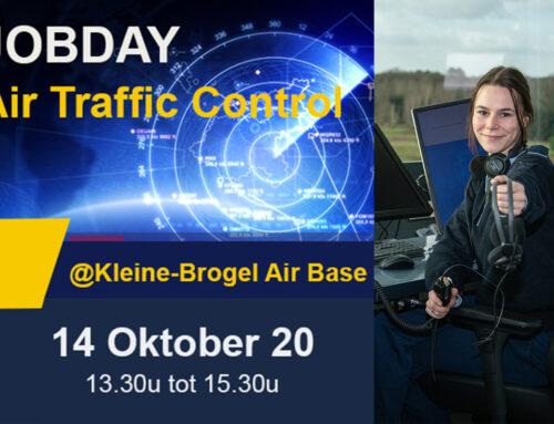 ATC Jobdag @ Kleine-Brogel Air Base