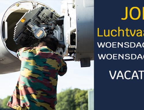 Jobdag luchtvaarttechnicus